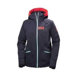 Women's Helly Hansen Glory Ski Jacket Graphite Blue