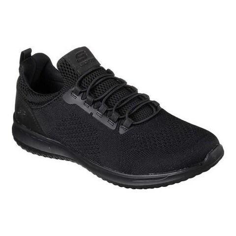 Men's Skechers Delson Brewton Sneaker Black/Black