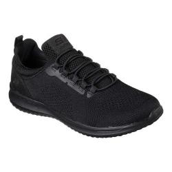 Men's Skechers Delson Brewton Sneaker Black/Black