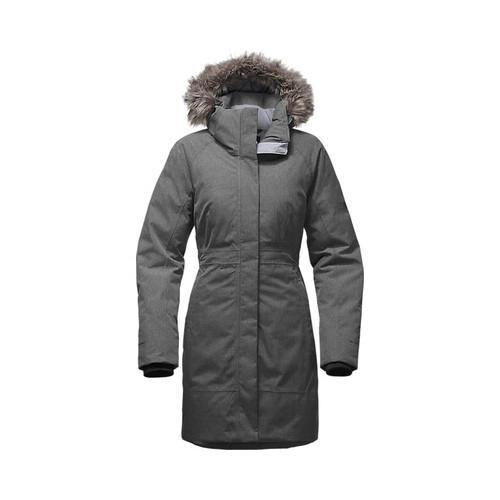 3c6dcc79a2 Shop Women s The North Face Arctic Parka II TNF Medium Grey Heather - Free  Shipping Today - Overstock - 19509846