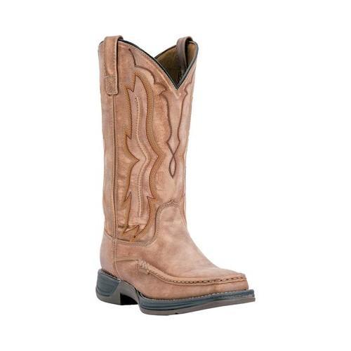 70c33f325b4 Men's Laredo Cavalier Cowboy Boot 7453 Tan Leather