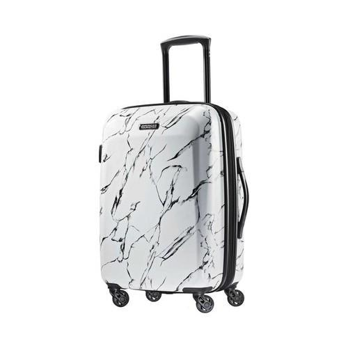 bd1ddac33af5 American Tourister Moonlight Spinner 21in Marble - Free Shipping Today -  Overstock.com - 25520744