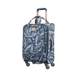 American Tourister Belle Voyage Spinner 21in Floral Indigo Sand