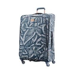 American Tourister Belle Voyage Spinner 25in Floral Indigo Sand