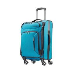 American Tourister Zoom Spinner 21in Teal Blue