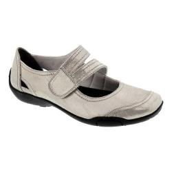 Women's Ros Hommerson Chelsea Silver Iridescent Leather