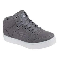 Boys' Skechers S Lights Energy Lights Zargo High Top Sneaker Charcoal
