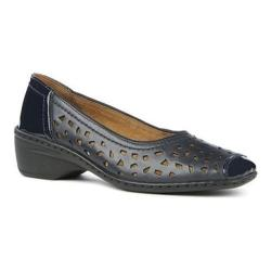Women's Jenny by ara Rashida 51177 Slip-On Navy Patent Leather (More options available)