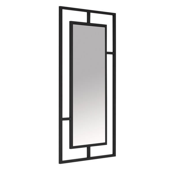 Shop Studio Designs Home Camber Modern Metal Dual Frame Rectangle 18 ...