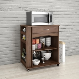 Carts 1-Drawer Mobile microwave Cart