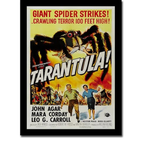 Tarantula by Anonymous Gallery Wrapped Canvas Giclee Art