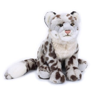 Shop National Geographic Clouded Leopard Plush Free Shipping On