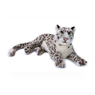 National Geographic Snow Leopard Plush
