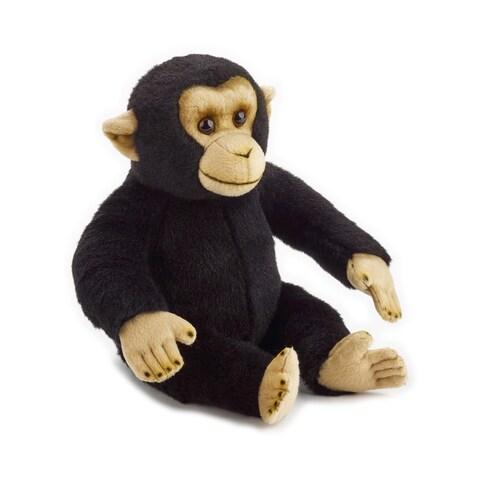 National Geographic Chimpanzee Plush - Brown