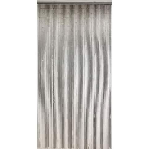 "Bamboo Sticks Beaded Curtain Doorway 65 Strings 78.8""H x 35.5""W - 78.8h x 35.5 inch /200x90 cm - 78.8h x 35.5 inch /200x90 cm"