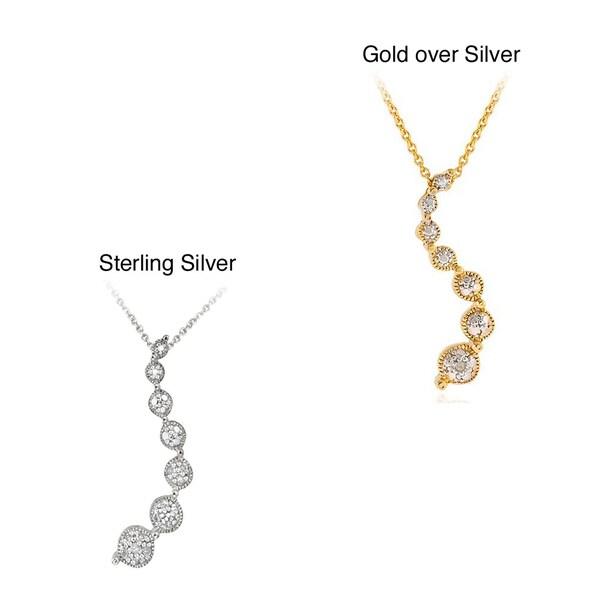 DB Designs Journey Diamond Accent Pendant (I-J, I3)