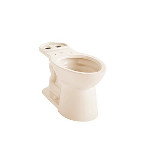 American Standard Elongated Toilet Bowl with Seat 3385A.100CP.020 White