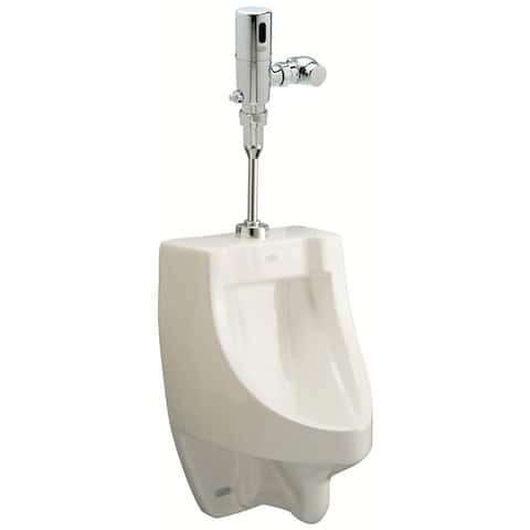 Zurn Small Pint Top Spud Sensor Activated Urinal Z5738.205.00 White
