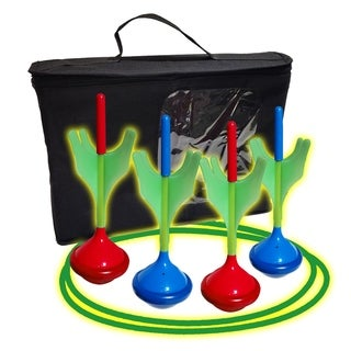 Link to Funsparks Glow In The Dark Lawn Darts Similar Items in Outdoor Play