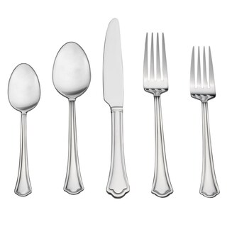 Pfaltzgraff Capri Frost Silverware Set, Service for 8