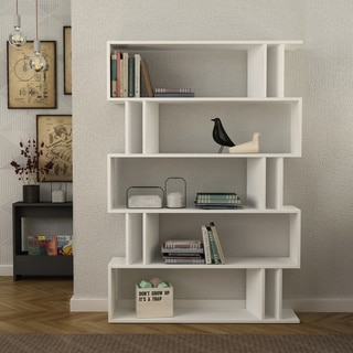 Link to Berwyn Modern Bookcase Similar Items in Bookshelves & Bookcases