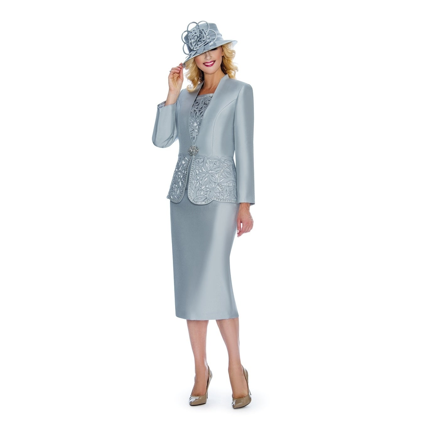 Fashion Dark Blue Blazer Women Business Suits Formal Office Suits Work Wear Pant And Jacket Sets Beauty Salon Uniforms Delicacies Loved By All Suits & Sets