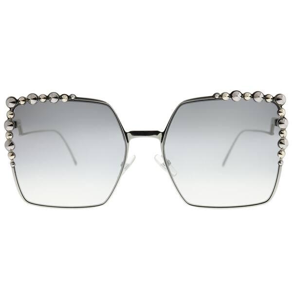 100% autentyczności najlepszy wybór wyglądają dobrze wyprzedaż buty Shop Fendi Square FF 0259 Can Eye 010 IC Unisex Palladium ...