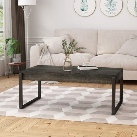 Merion Modern Coffee Table by Christopher Knight Home