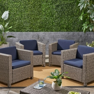 puerta outdoor patio cushions for club chairs weather resist - Cheap Patio Cushions