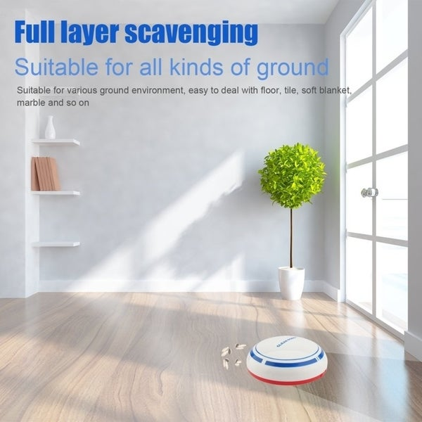 Shop Household Vacuum Cleaner Intelligent Sweeping Robot Automatic