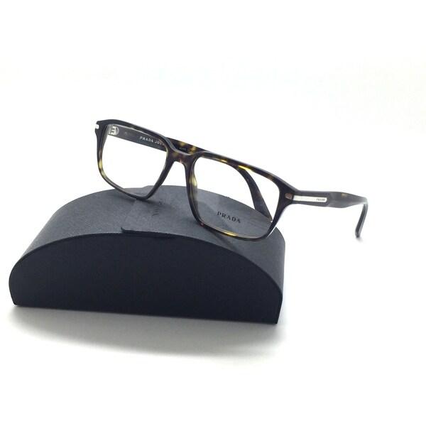 0868b3fc810f Shop Prada VPR 09T 2AU-1O1 Havana Authentic Eyeglasses 55mm w Case ...