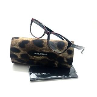 Dolce & Gabbana dg 3136 eyeglasses frames floral print Pink 2778 55mm