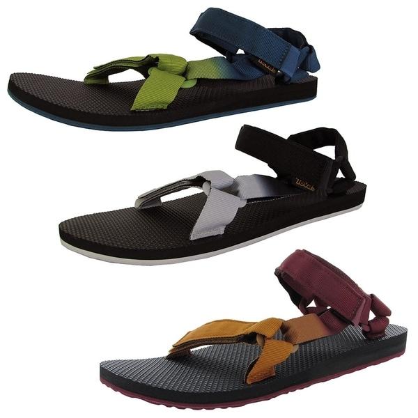 6926ff03165d Shop Teva Mens Original Universal Gradient Sandals - Free Shipping ...