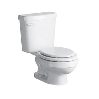 Zurn Two Piece Childern's Toilet Z5590 White - N/A