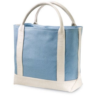 "Garden Pacific 10"" Casual Open-top Canvas Tote"