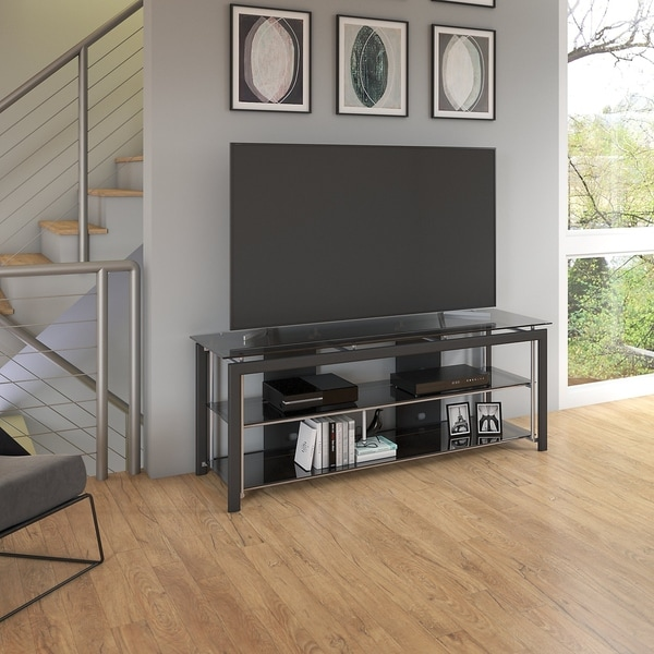 Shop Copper Grove Sliven 65 Inch Tv Stand For Flat Screens