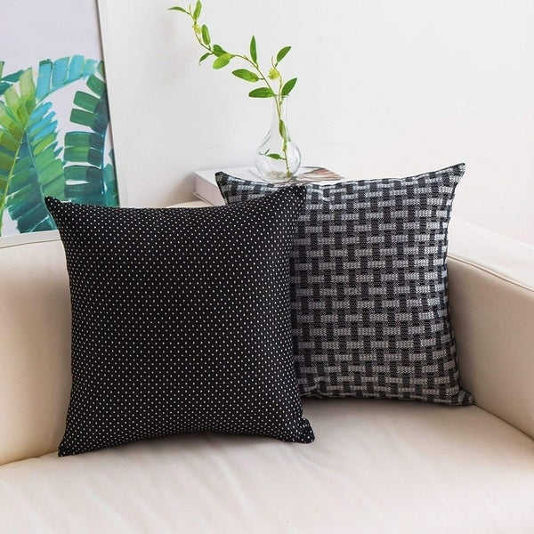 Blend Throw Pillow Covers