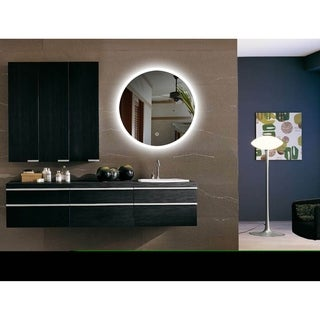 MOON Lighted Impressions LED Wall Mirror