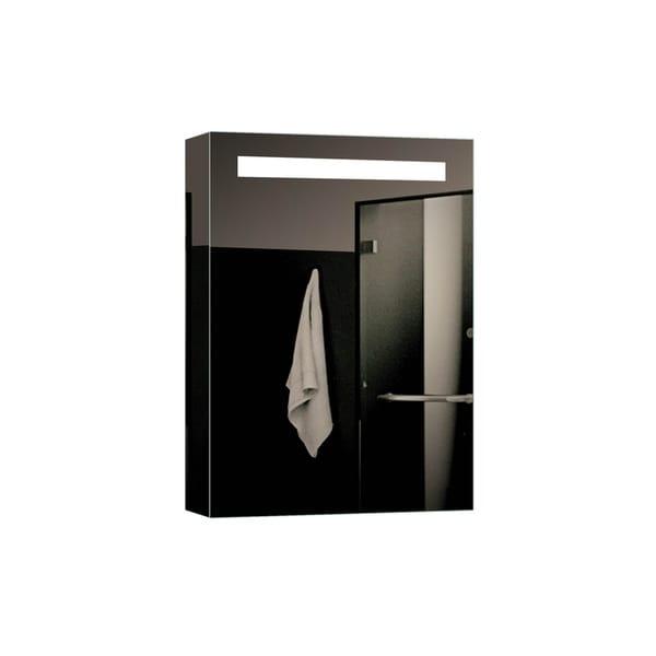 ESPIRIT Lighted Impressions LED Mirror Medicine Cabinet