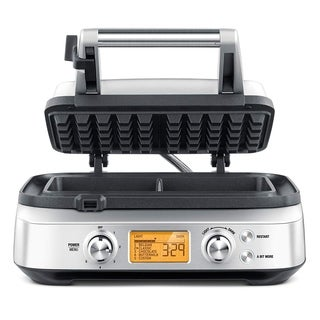 Breville BWM620XL The Smart 2 Slice Waffle Maker