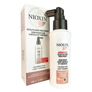 Nioxin System 3 Scalp 3.4-ounce Treatment