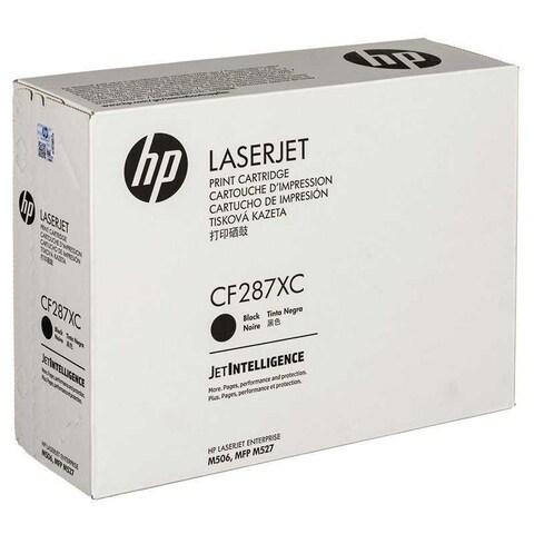 New Genuine HP CF287XC High Yield Black Toner Cartridge