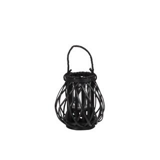 UTC57620 Bamboo Lantern Coated Finish Black
