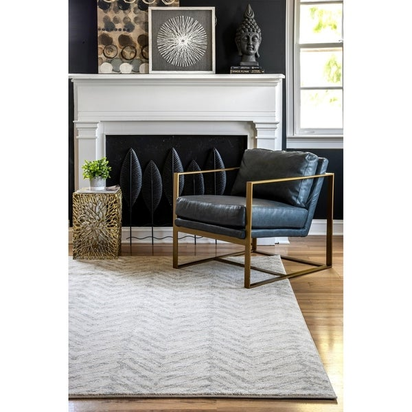 Grey Patterned Area Rugs Online At
