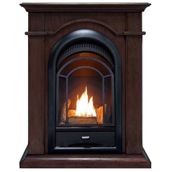 Shop Procom Fs100t Ch Ventless Fireplace System 10k Btu