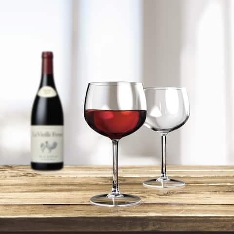 Luminarc Atlas 13 Ounce All Purpose Balloon Wine Glass, Set of 4