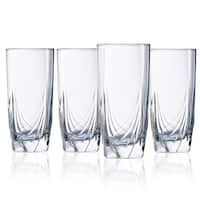 Luminarc Ascot 16.5 Ounce Cooler Glass, Set of 4