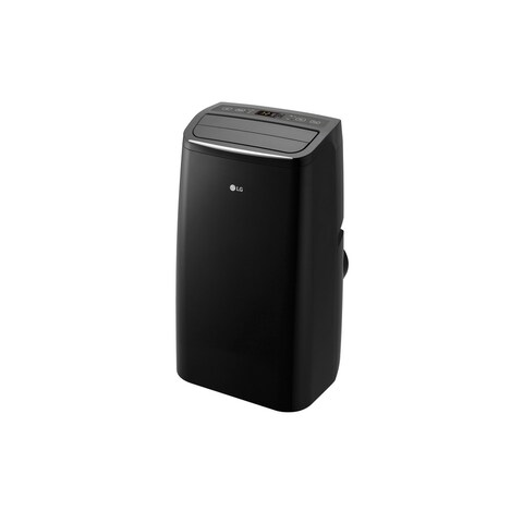 LG LP1218GXR - 12,000 BTU Portable A/C - Black