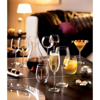 Luminarc Cachet Tulip All Purpose Wine Glass Party Pack