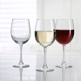 Luminarc Cachet 19 Ounce All Purpose Tulip Wine Glass, Set of 4